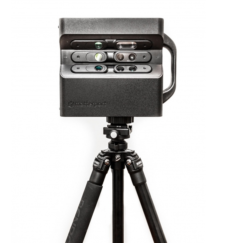 Matterport Pro2 3D Camera + Tripod with Quick Release